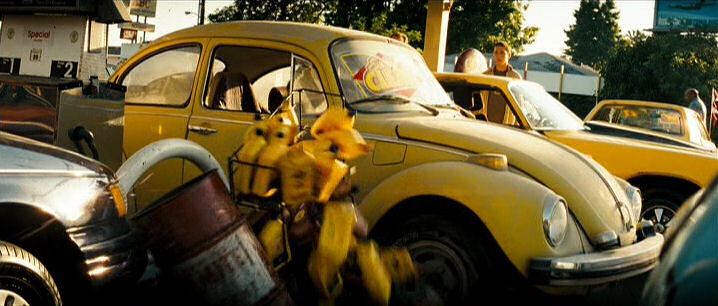 "Used Cars Long Island >> IMCDb.org: 1974 Volkswagen Super Beetle [Typ 1] in ""Transformers, 2007"""