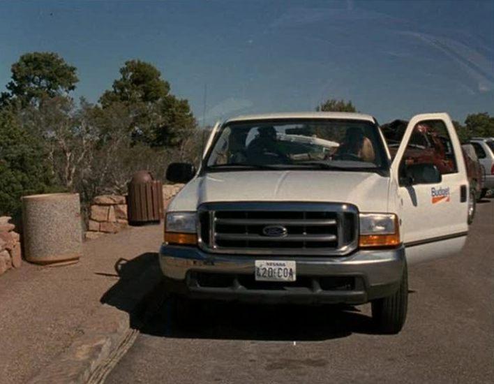 1999 ford f 250 super duty regular cab xlt in waking up in reno 2002. Black Bedroom Furniture Sets. Home Design Ideas
