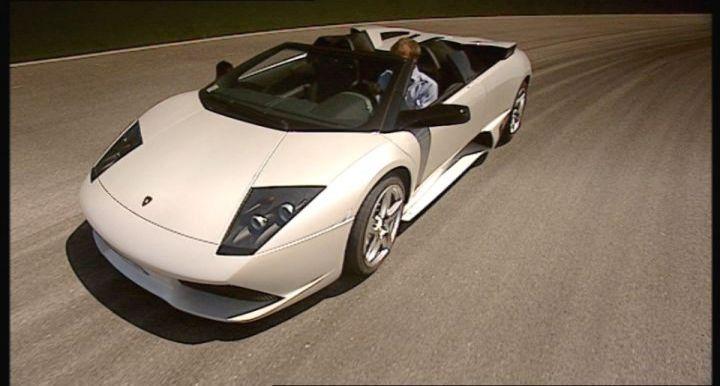 Imcdb 2007 Lamborghini Murcilago Lp640 Roadster In Clarkson