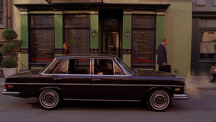 1971 mercedes benz 280 se 4 5 w108 in. Black Bedroom Furniture Sets. Home Design Ideas