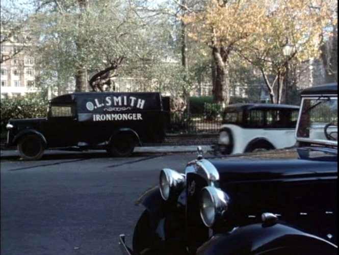 Imcdb Org 1936 Bedford Ws 30cwt Van In Quot Poirot 1989 2013 Quot