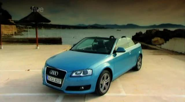 2008 audi a3 cabriolet 2 0 tdi sport typ 8p in fifth gear 2002 2015. Black Bedroom Furniture Sets. Home Design Ideas