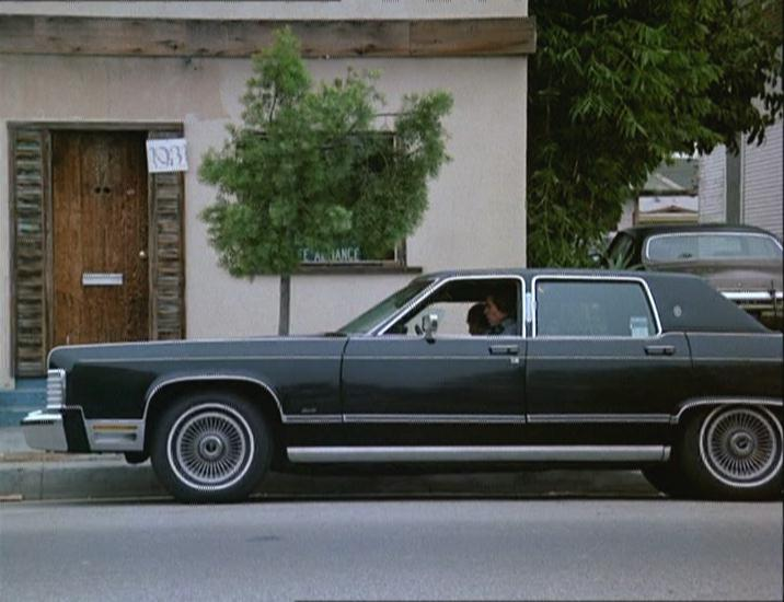 1978 lincoln continental town car in starsky. Black Bedroom Furniture Sets. Home Design Ideas