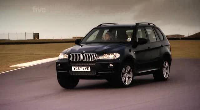 IMCDb.org: 2007 BMW X5 4.8i SE [E70] in \
