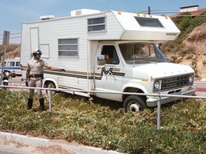 1983 chevy Midas motorhome Manual
