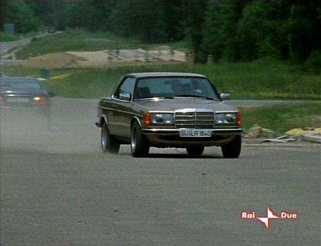 IMCDb.org: 1978 Mercedes-Benz 280 CE [W123] in The Principal, 1987