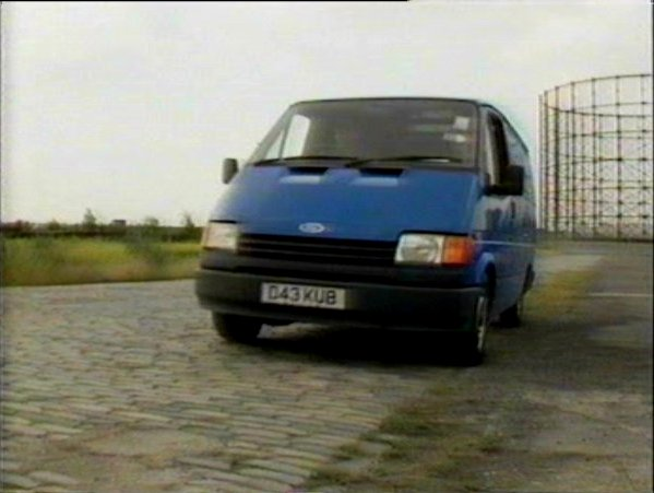 1987 Ford Transit 80 Popular MkIII