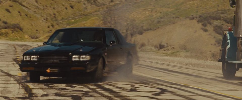 """IMCDb.org: 1984 Buick Grand National in """"Fast & Furious, 2009"""""""