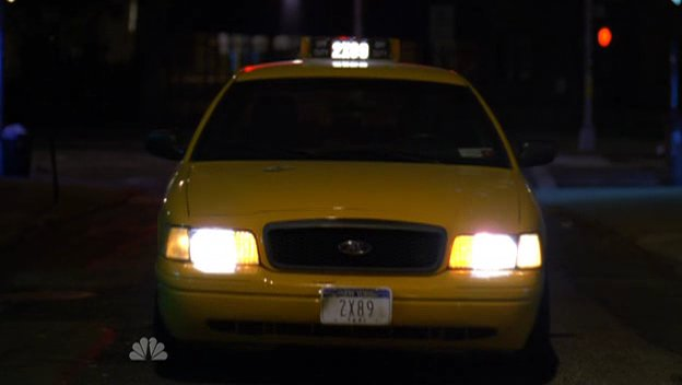 2003 Ford Crown Victoria Commercial Taxi Package LWB [P70]