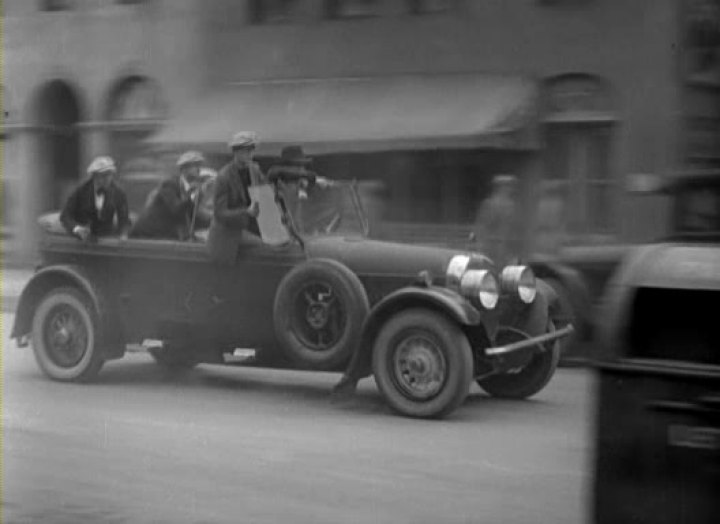 1920 Cunningham Series V-3 Touring