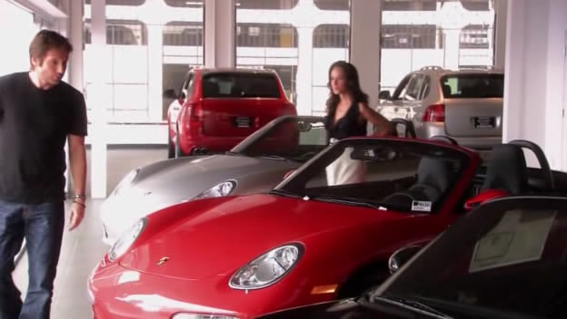 2005 Porsche Boxster 987 In Californication