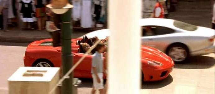 """IMCDb.org: 1997 Jaguar XK8 X100 in """"Les randonneurs à ..."""