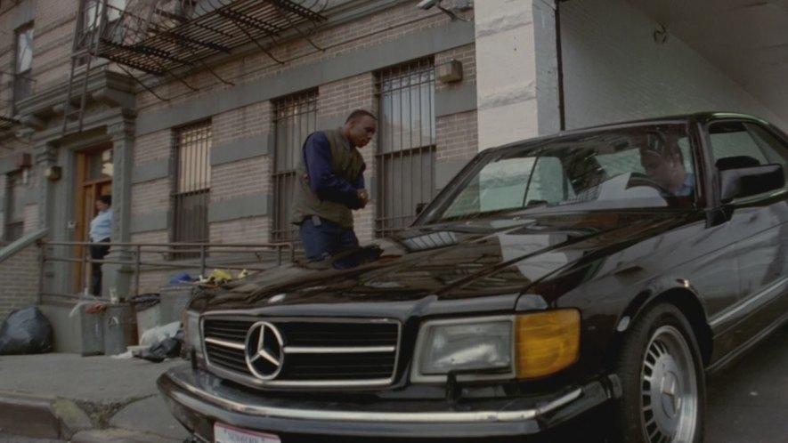 Imcdb Org 1986 Mercedes Benz Sec C126 In Quot Paid In Full