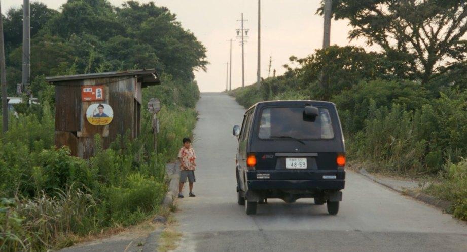 """IMCDb.org: 1989 Mazda Bongo Brawny 4WD in """"Kikujirô no ..."""