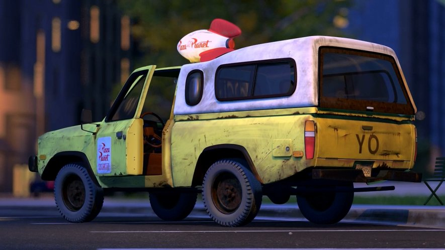 Imcdb Org 1979 Toyota Truck N30 In Quot Toy Story 2 1999 Quot