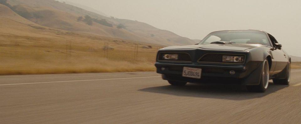 Pontiac Can Am Car