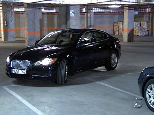 "IMCDb.org: 2008 Jaguar XF X250 in ""Sin tetas no hay ..."