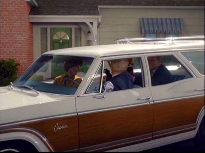 Big Block Survivor: 1966 Chevrolet Caprice Wagon   1966 Chevrolet Caprice Wagon