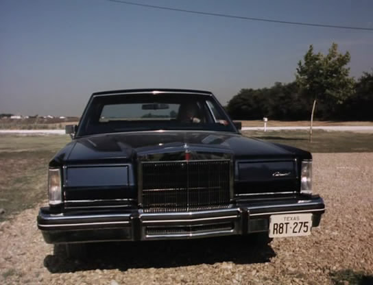 1980 lincoln continental mark vi in dallas. Black Bedroom Furniture Sets. Home Design Ideas