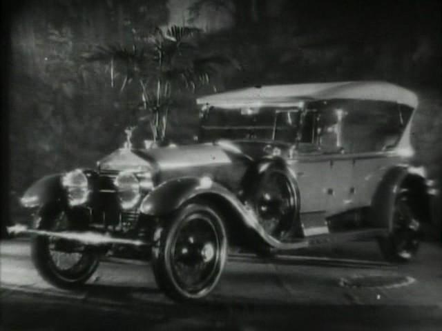 1924 Rolls-Royce 40/50 h.p. 'Silver Ghost' Pall Mall Sport Phaeton