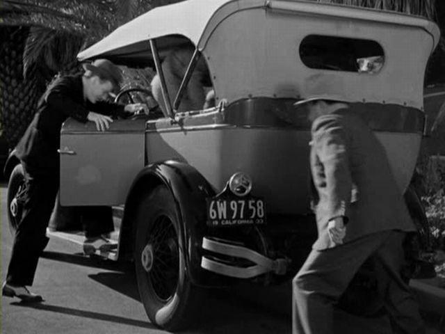 """IMCDb.org: 1927 Lincoln Model L Sedan in """"Lady Killer, 1933"""""""