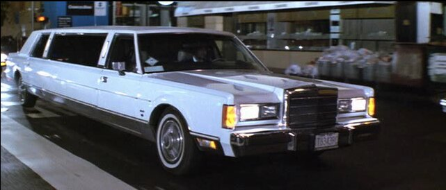 Imcdb Org 1989 Lincoln Town Car Stretched Limousine In