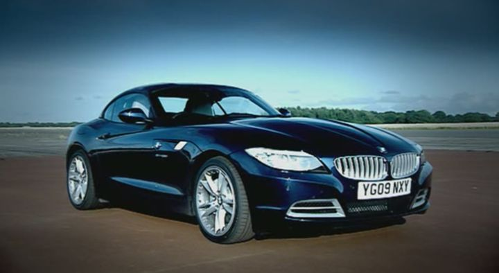 """IMCDb.org: 2009 BMW Z4 sDrive35i E89 in """"Richard Hammond's Top Gear Uncovered, 2009"""""""
