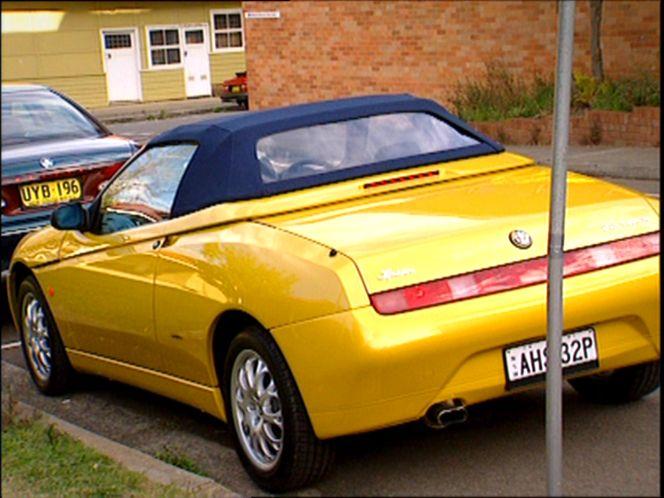 1998 Alfa Romeo 156 1 8 Twin Spark Flickr Photo Sharing