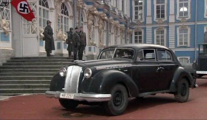 1938 Opel Admiral [AD-38]
