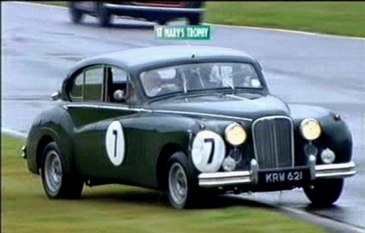 """IMCDb.org: 1951 Jaguar MK.VII in """"Goodwood Revival Meeting ..."""