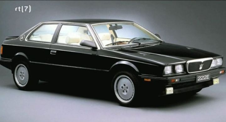 1988 Maserati 228 Automatic related infomation ...