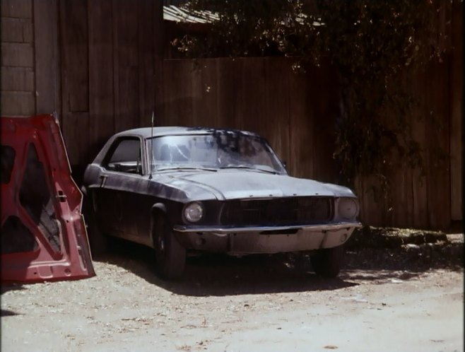 """IMCDb.org: 1967 Ford Mustang Coupe in """"The Dukes of ..."""