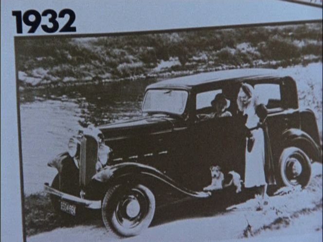 1933 Citroën 8 Berline