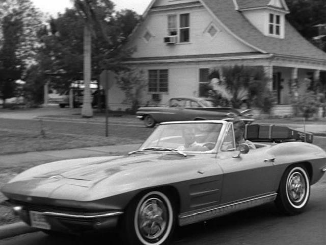 1963 chevrolet corvette sting ray c2 in route 66 1960 1964. Black Bedroom Furniture Sets. Home Design Ideas