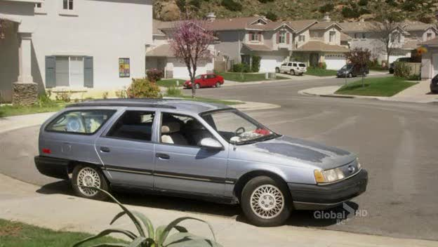 1989 ford taurus gl wagon in sons of tucson 2010. Black Bedroom Furniture Sets. Home Design Ideas