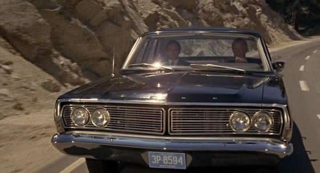 """IMCDb.org: 1968 Ford Custom Four-Door Sedan [54E] in """"The Wrecking Crew, 1969"""""""