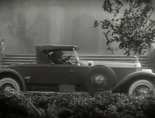1929 Rolls-Royce Phantom I Springfield Piccadilly Roadster