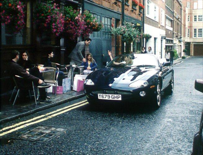 "IMCDb.org: 2001 Jaguar XKR X100 in ""South Kensington, 2001"""