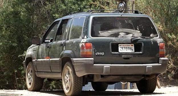 IMCDb.org: 1993 Jeep Grand Cherokee Limited [ZJ] in Odna