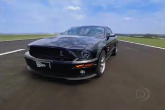 2008 Ford Shelby GT 500 [S197]