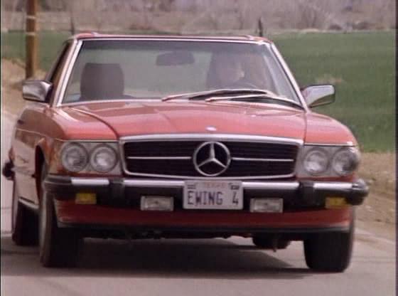 1986 Mercedes-Benz 560 SL [R107]