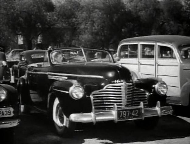 "IMCDb.org: 1941 Buick Super Convertible [56-C] in ""George ..."