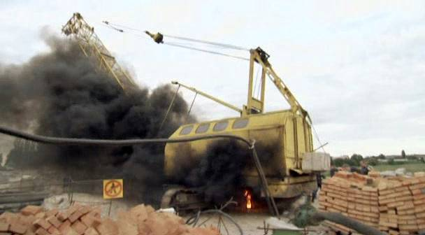 escavatori takraf macchinari industriali I329621