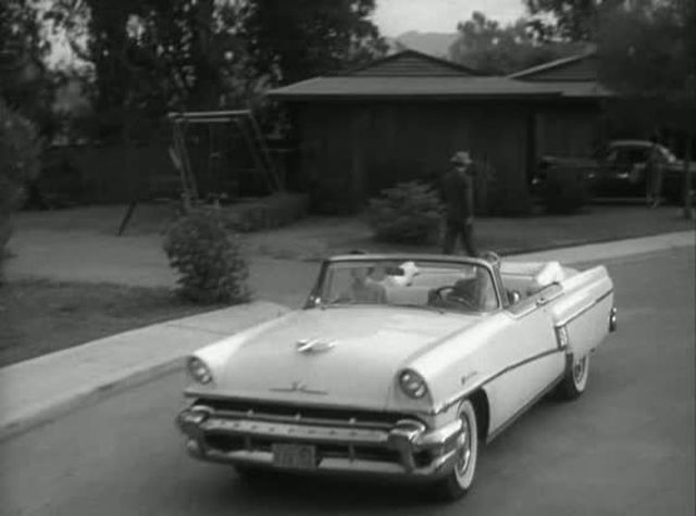 1956 Mercury Montclair Convertible [76B]
