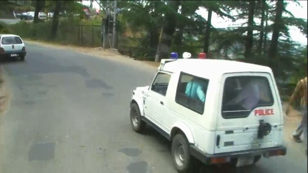 1996 Maruti Gypsy King [MG413W]