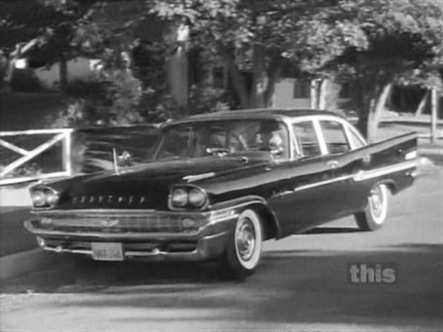 1958 Chrysler New Yorker Four-Door Sedan [LC3-H]