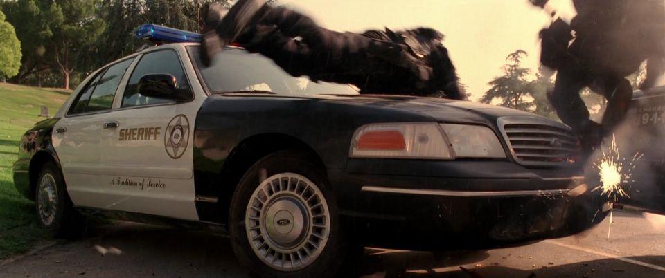 "IMCDb.org: 1998 Ford Crown Victoria [P71] in ""Terminator 3 ..."