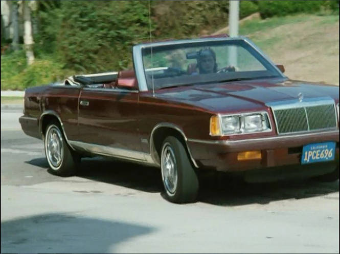 Imcdb 1986 chrysler lebaron convertible turbo in hunter imcdb 1986 chrysler lebaron convertible turbo in hunter 1984 1991 sciox Image collections