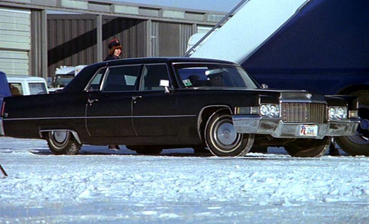 """IMCDb.org: 1970 Cadillac Fleetwood 75 in """"Madame Claude, 1977"""""""