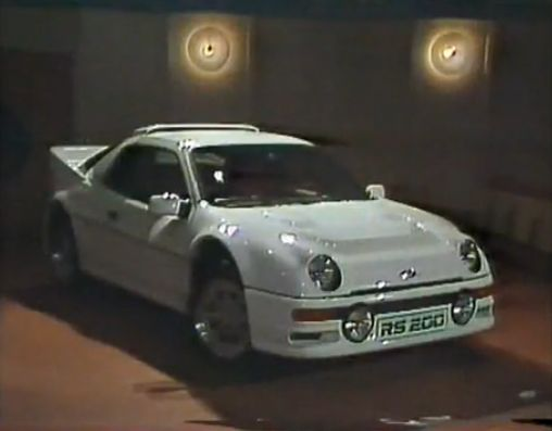 1984 Ford RS 200 Prototype [001]